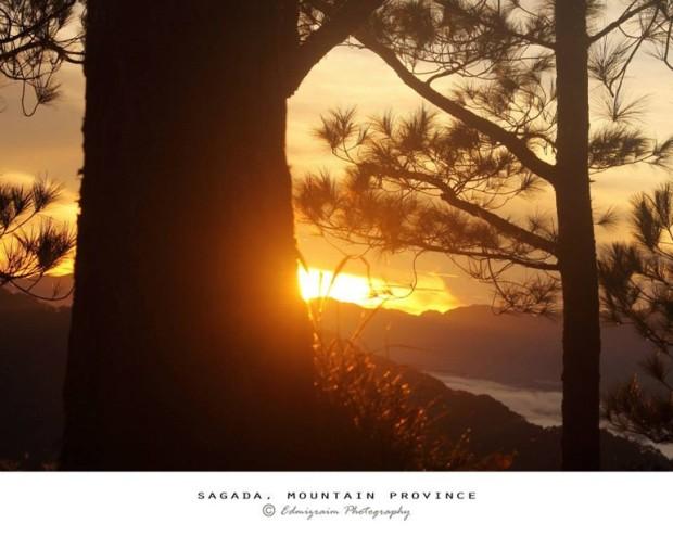 Sagada Sunset
