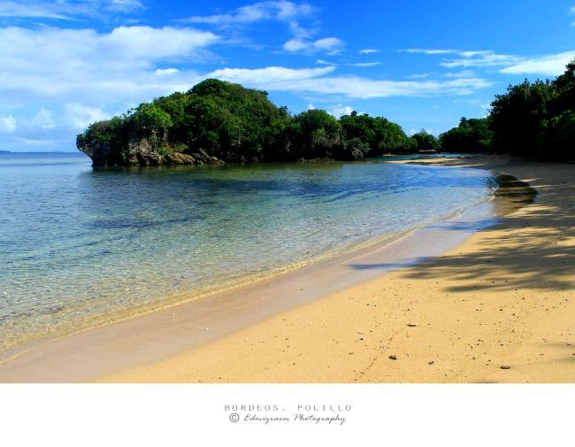 burdeos shoreline